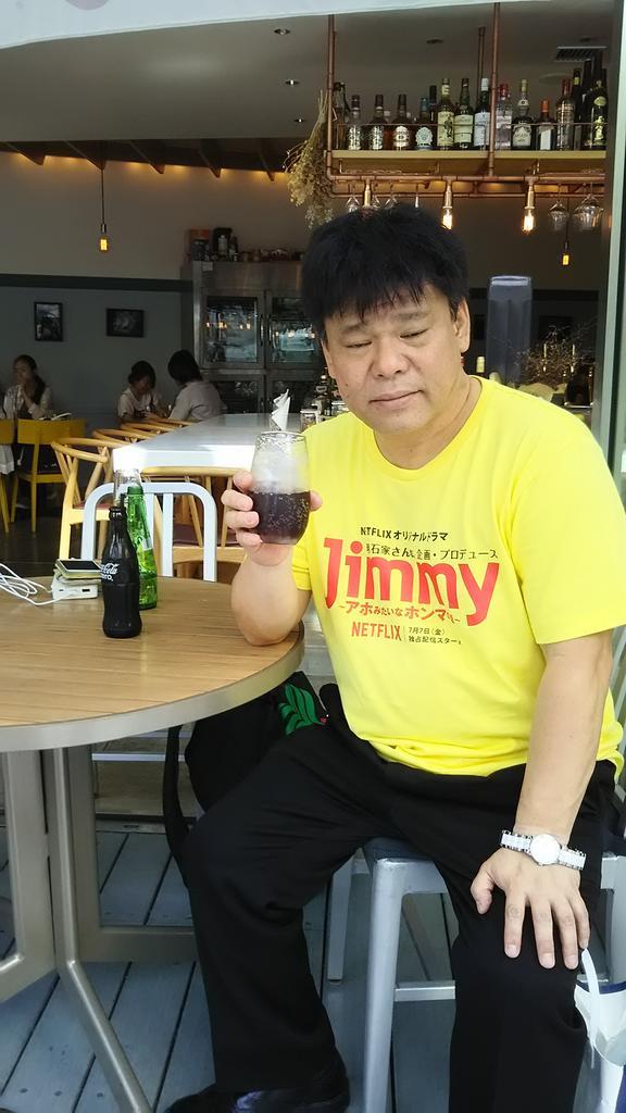 ジミー大西を中尾明慶が映画で熱演!絵や妻や嗅覚について!